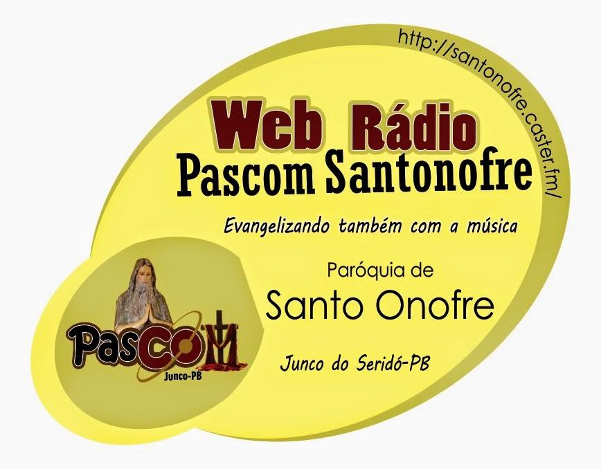 WEB RÁDIO PASCOM SANTONOFRE