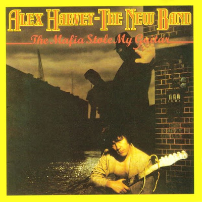 Alex Harvey - The Mafia Stole My Guitar 1979 (UK, Glam Rock, Blues-Rock)