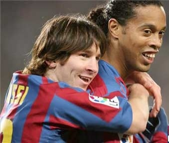 Ronaldinho  I Regret Not Playing With Messi For Longer     Read My