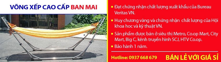Vong Xep inox gia re Ban Mai