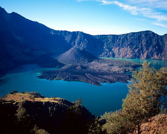 Mount Rinjani-Lombok, Indonesia
