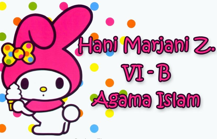 Sticker Buku Tulis Hello Kitty Rumah Kreasi Hana