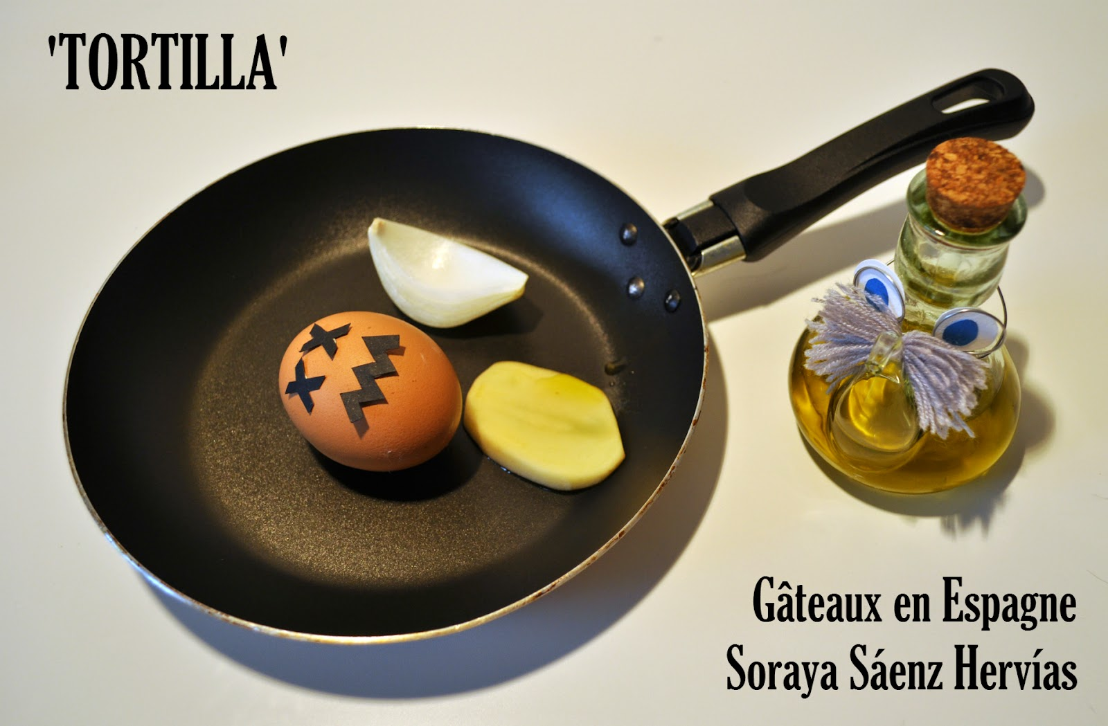 recette tortilla omelette espagnole
