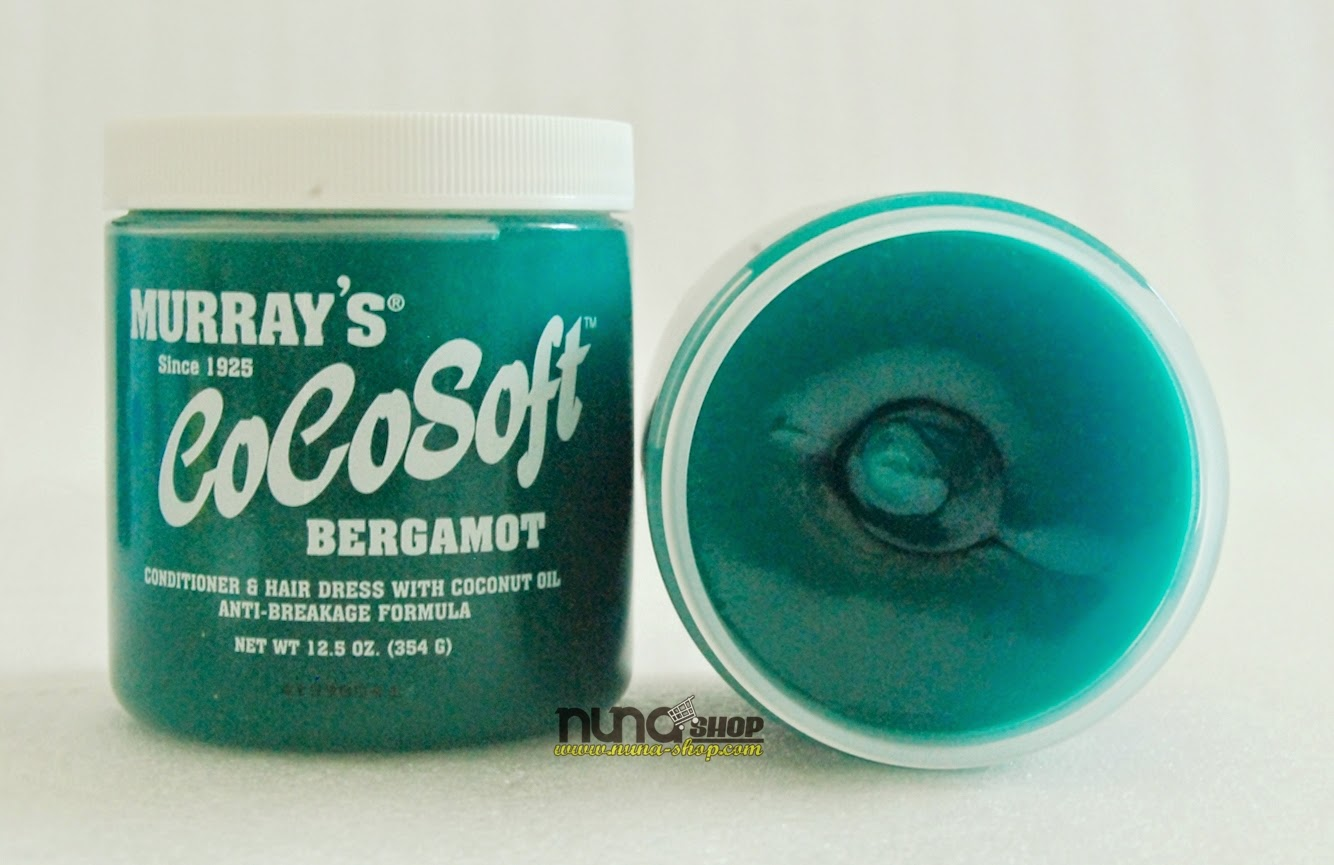 Murrays Cocosoft Bergamot Green 12.5oz