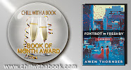Book of the Month June - Foxtrot in Freshby by Awen Thornber