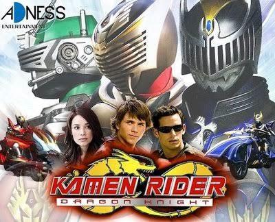 Vamos falar sobre - Kamen Rider O Cavaleiro Dragão