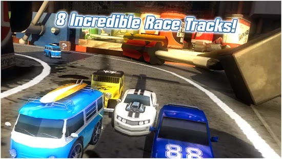 Table Top Racing Premium v1.0.11 Apk Android