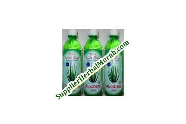 ALOEBEST (Minuman Lidah Buaya) 500 ml