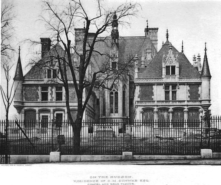Daytonian In Manhattan The Lost 1906 Charles M Schwab