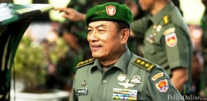 Komisi I DPR - Moeldoko Tak Layak Jadi Panglima TNI