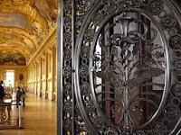 Fond d'écran #1 de JANVIER 2014, avec et sans le calendrier du mois - Galerie d'Apollon, Louvre (photo nov. 2013)
