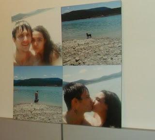Pack Eco-Decó para composición con multi fotos personalizado