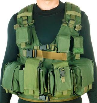 Paramedics Vest