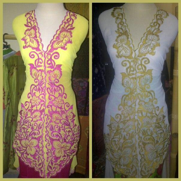 new kebaya bali 2013 description model baju kebaya modern pengantin