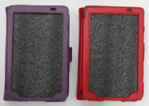 Laether Case pc tablet/galaksi tab 7 inc mode agenda