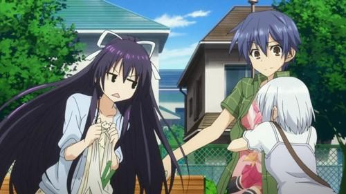 Date A Live: Date to Date OVA Subtitle Indonesia