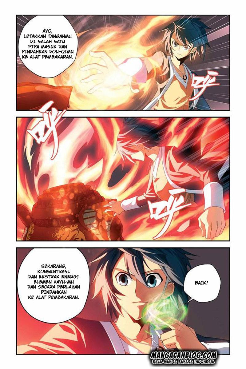 Battle Through Heaven Chapter 15-13