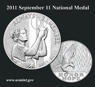 2011 September 11 National Medal