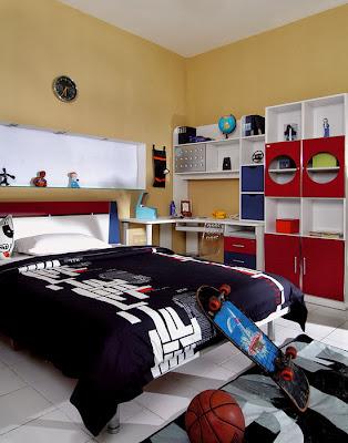 Desain Kamar Anak Remaja