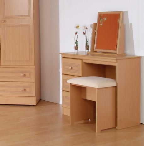 Desain Furniture Meja Rias Kamar Tidur Wanita