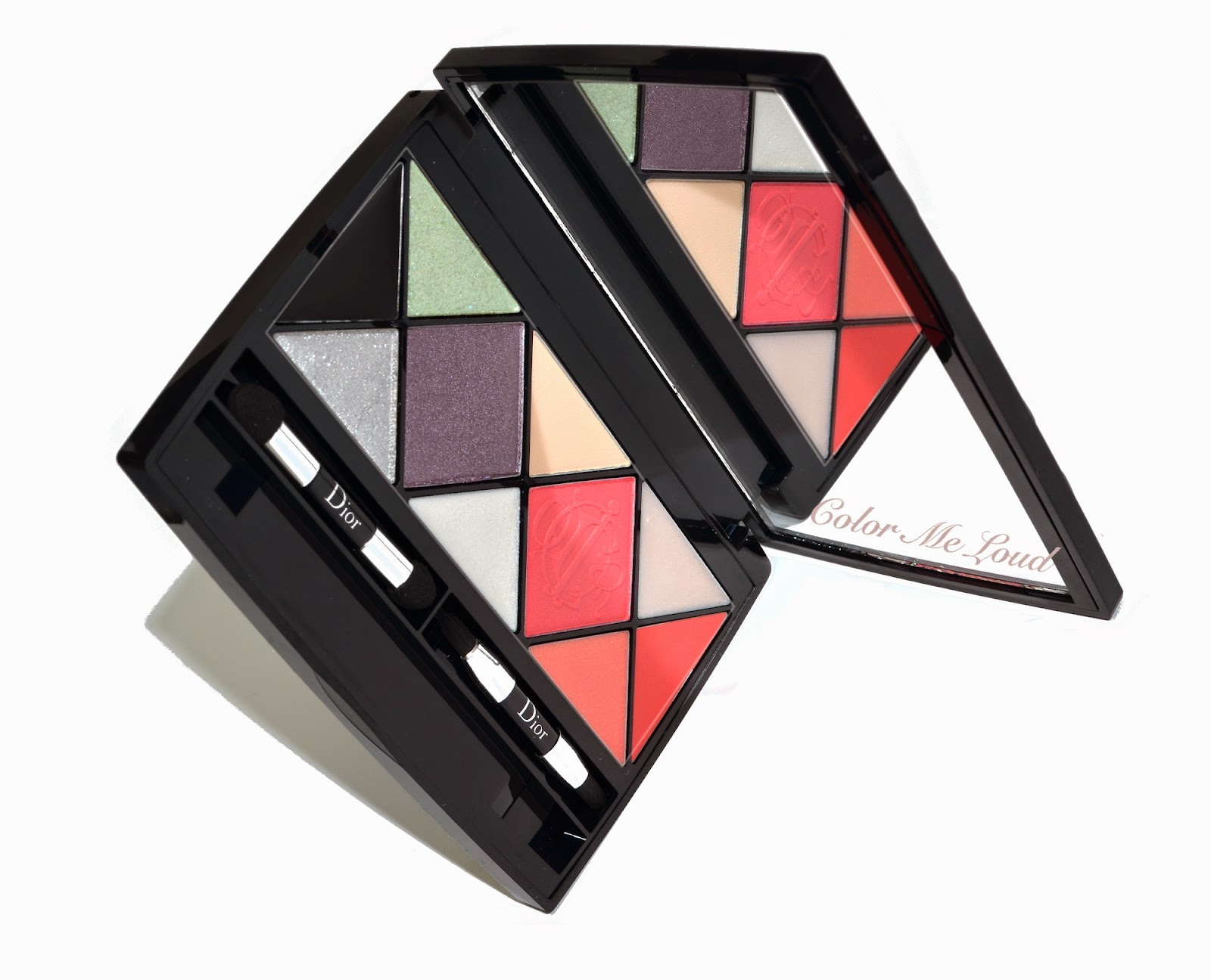 Dior Kingdom of Colors Palette for Face, Eyes and Lips