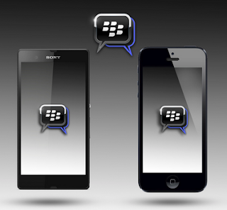 resiko install BBM di Android