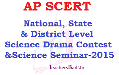 Science Drama Contest,Science Seminar
