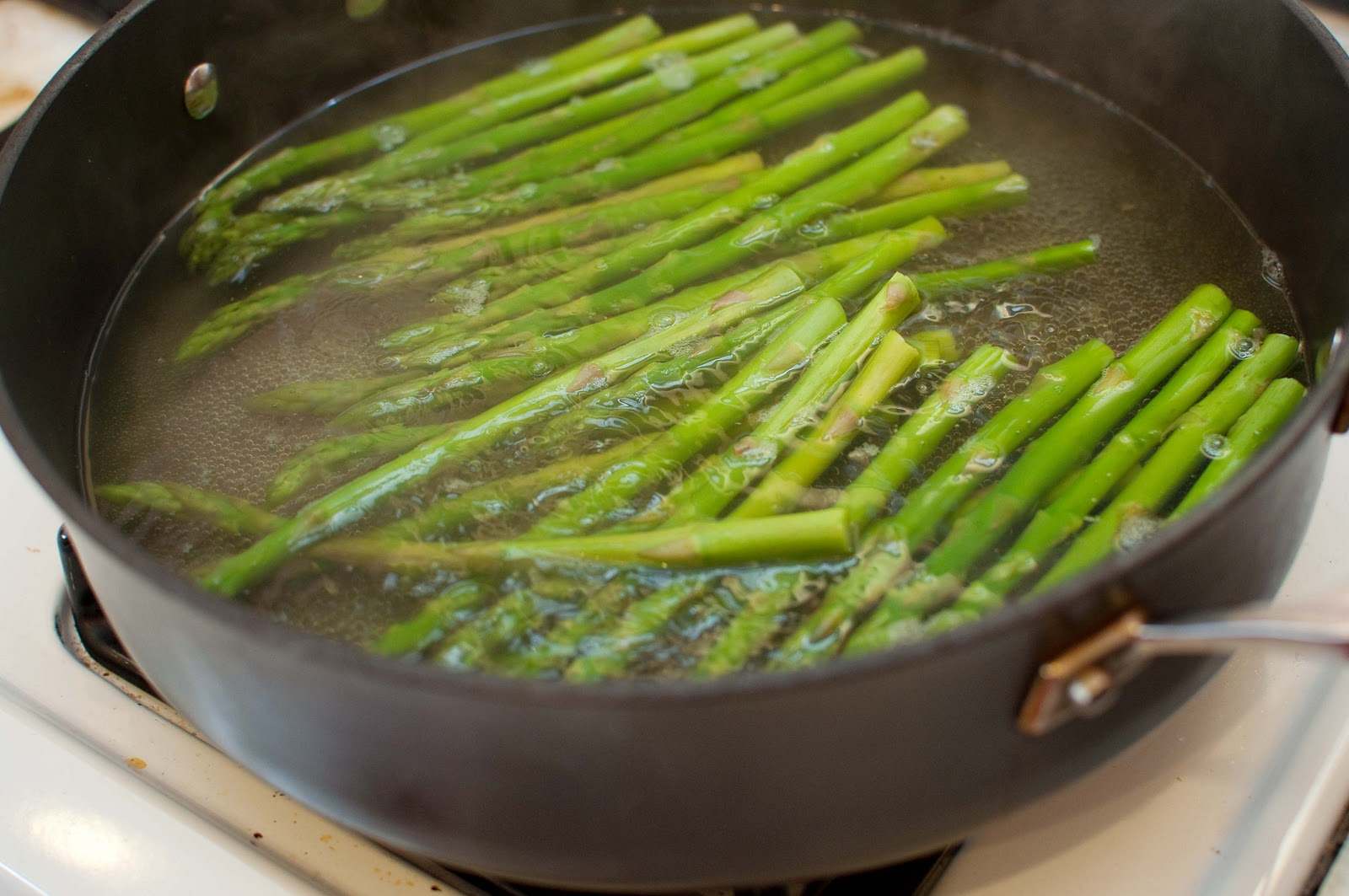 Asparagus rolls over the big moon start by getting your asparagus cooking cook it to your preference i like mine cooked to be soft but most like it with a little crunch ccuart Image collections