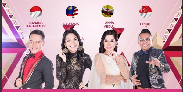 Penilaian Sementara Dangdut Academy Asia Group D Tgl 27 November 2015