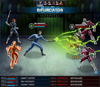 Marvel : Avengers Alliance, le jeu Facebook live en francais !