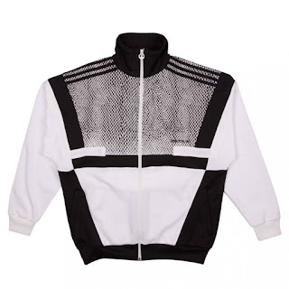Hype DC introduces #HYPEKIT adidas mens melbourne sports luxe jacket