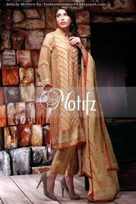 Motifz Spring Summer 2015 Catalogue