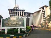 Sejarah, Keajaiban dan Ciri-ciri Masjid Istiqlal Jakarta