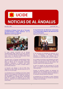 Noticias de Al Ándalus de octubre 2019