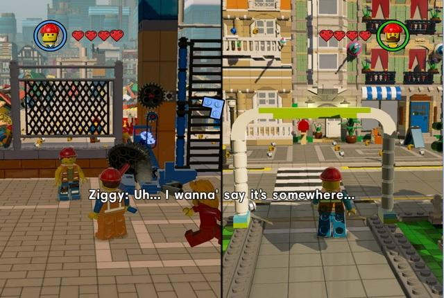 LEGO Movie Videogame PC Games Gameplay