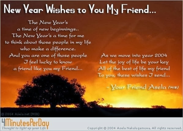 Quotes About Friendship And The New Year : Happy new year quotes latest