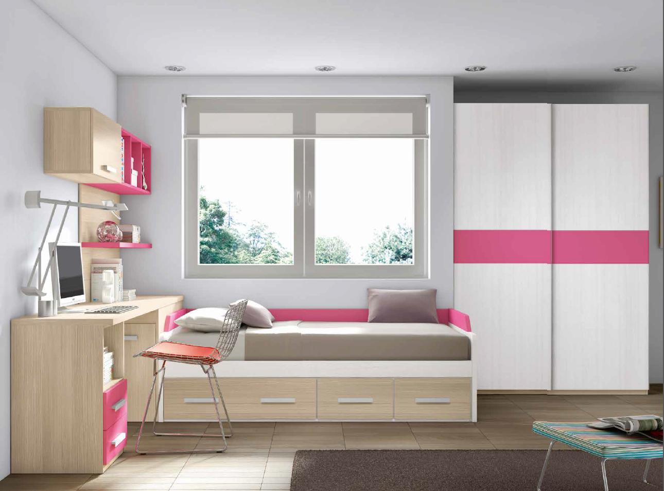 Blog dormitorios juveniles valencia la cama primera - Distribuir armario empotrado ...