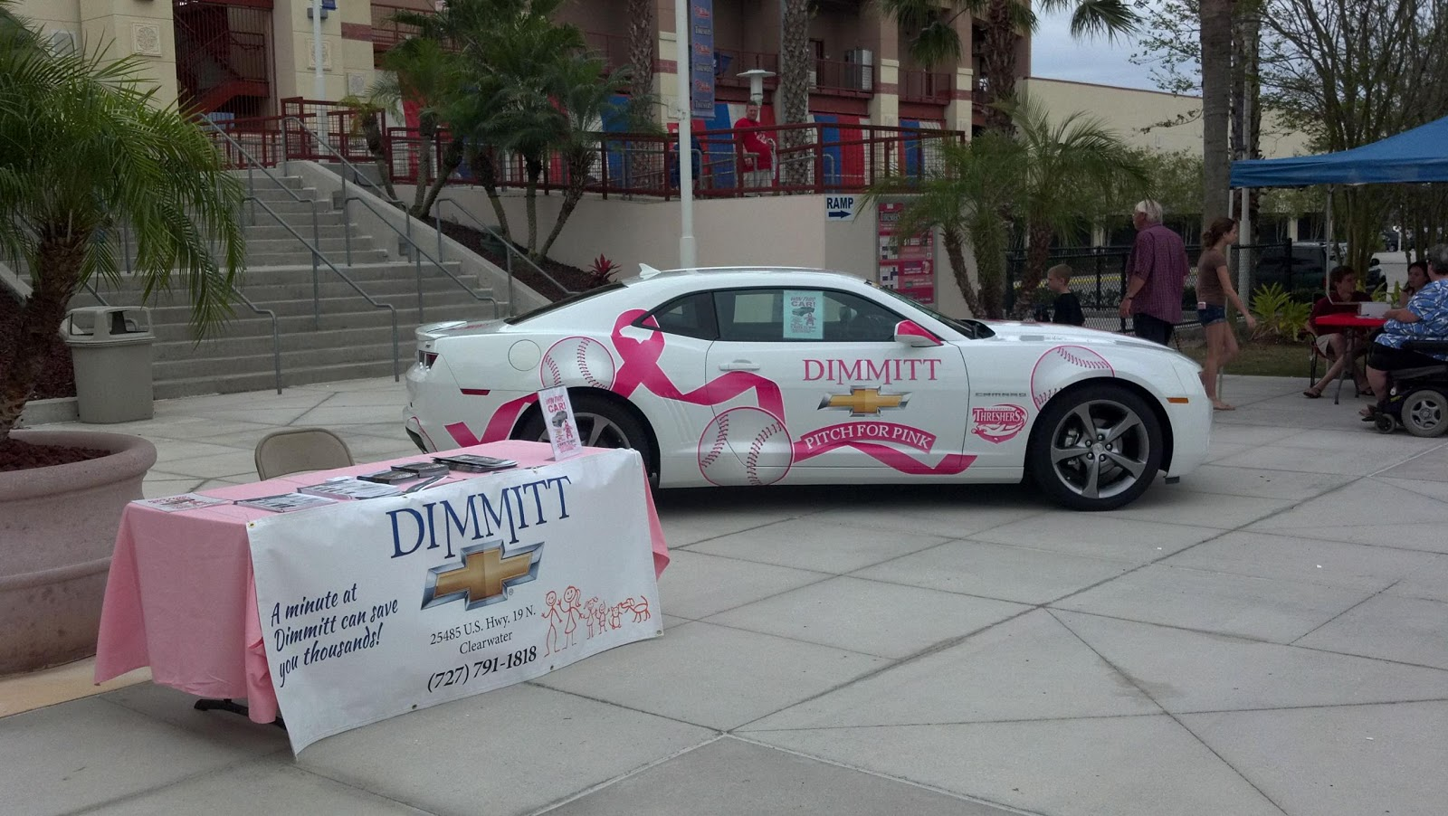 Dimmitt Chevrolet Used Cars >> Dimmitt Chevrolet | New & Used Cars | Clearwater Chevrolet Dealer: 2013 Camaro Giveaway