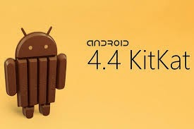 Upgrade OS ANDROID KITKAT