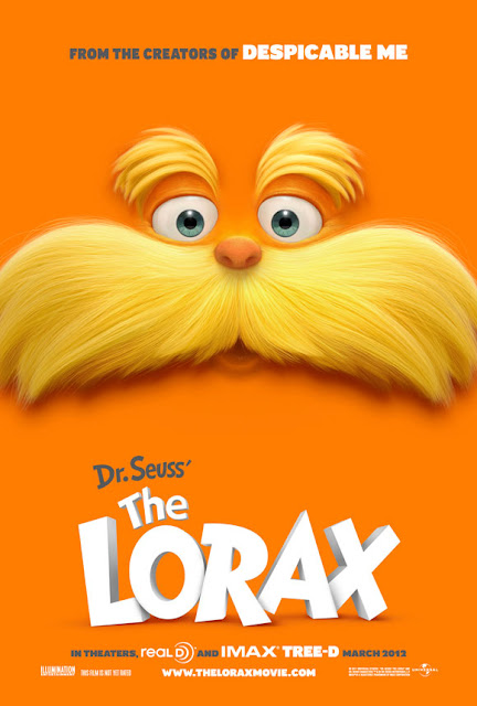 THE LORAX MOVIES