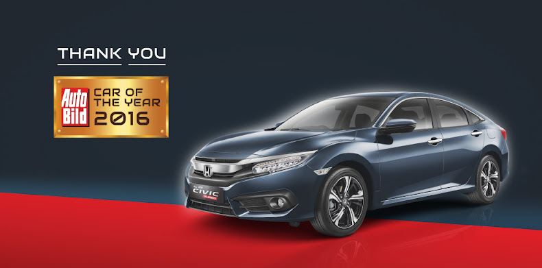 ALL NEW HONDA CIVIC 1.5 TURBO