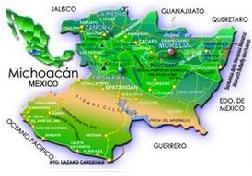 DESDE MICHOACÁN, MÉXICO.