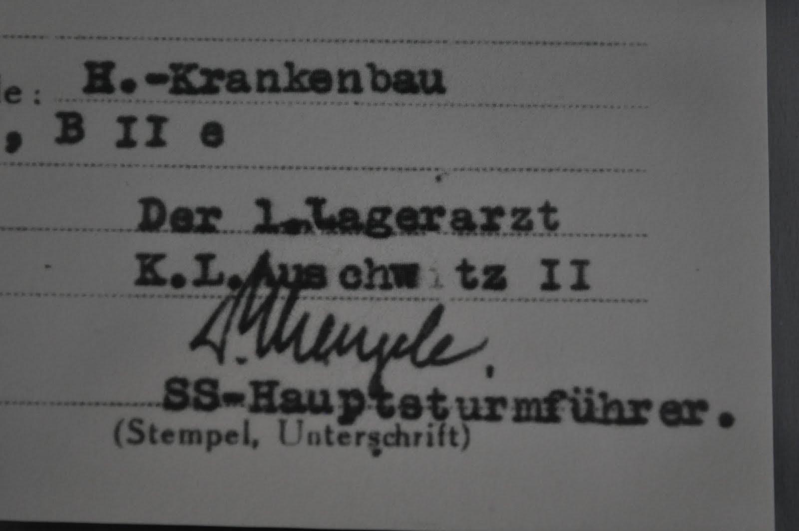 El Campo de Concentración de Auschwitz 1940-1944-Fotos