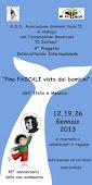 PROGETTO INTERNAZIONALE 2013 - PINO PASCALI VISTO DAI BAMBINI - 2^ TAPPA 26 GENNAIO