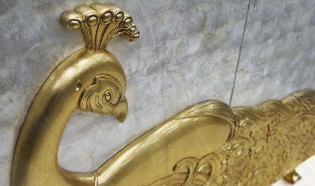 Darya girina interior design march 2015 - Darya Girina Interior Design Gold In Interior Design Gold Furniture Gold Lighting And Gold Accessories