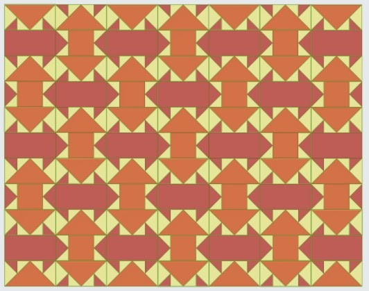 free quilt pattern and templates go your own way