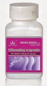 jual obat pelangsing badan slimming capsule