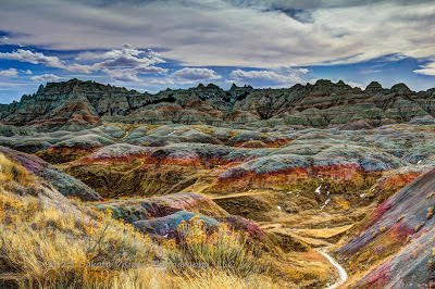 Sleeping Beauty (Badlands of SD) on www.dakotavisions.com - Top 7 Most Viewed Photos of 2013