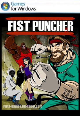 Fist Puncher PC Cover