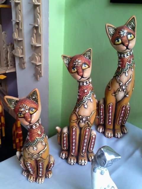 Ceramicas lesly for Bizcochos de ceramica